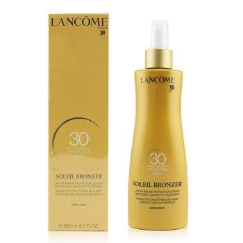 Lancome Soleil Bronzer Yumuşatıcı Koruyucu Süt-Buğu SPF30  200ml/6.7oz