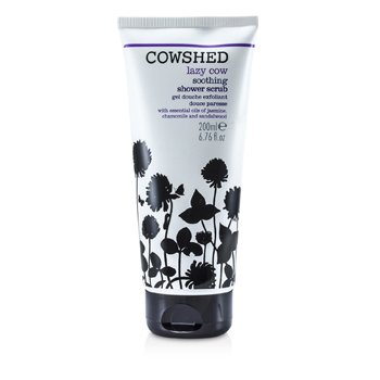 Cowshed Esfoliante Para Banho Lazy Cow Soothing  200ml/6.76oz