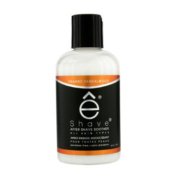 EShave Calmante Para Después de Afeitar - Orange Sandalwood  180g/6oz