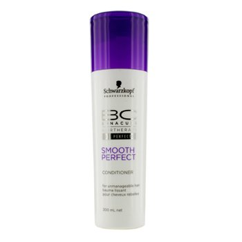 Schwarzkopf Odżywka do włosów trudnych w utrzymaniu BC Smooth Perfect Conditioner (For Unmanageable Hair)  200ml/6.8oz
