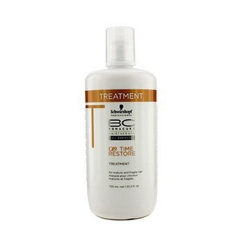 Schwarzkopf BC Time Restore Q10 Plus Treatment (For Mature and Fragile Hair)  750ml/25.5oz