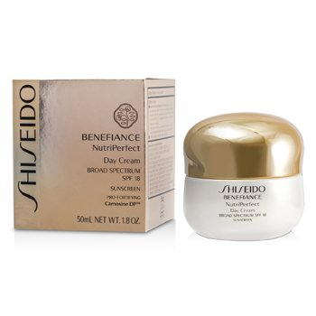 Shiseido Benefiance NutriPerfect Day Cream SPF18  50ml/1.8oz