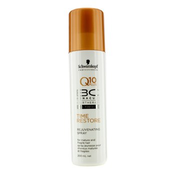 Schwarzkopf ��پ�ی ���� ک���� BC Time Restore Q10 Plus (���ی ����ی ��� � �ک����)  200ml/6.7oz