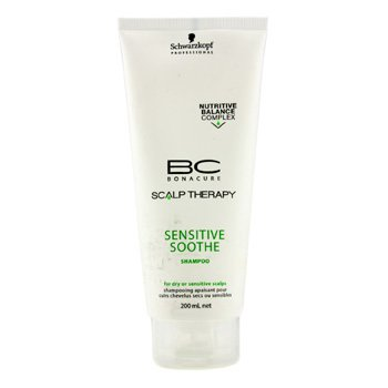 Schwarzkopf BC Scalp Therapy Sensitive Champ� Calmante (Para Cuero Cabelludo Seco o Sensible)  200ml/6.7oz