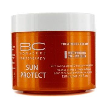 Schwarzkopf BC Sun Protect Treatment Cream (For Sun -Stressed Hair)  150ml/5.1oz