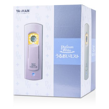 YA-MAN Platinum White Uruoi Mist With Mist Water - # Metallic Pink  6pcs