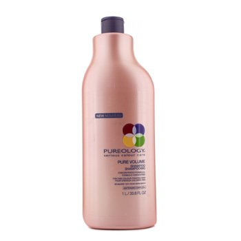 Pureology Pure Volume Shampoo (For Fine Colour-Treated Hair)  1000ml/33.8oz