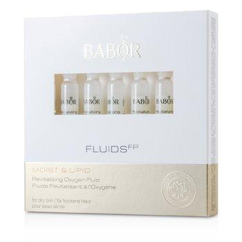 Babor Fluids FP Восстанавливающий Кислородный Флюид (Увлажняющий, для Сухой Кожи)  7x2ml/0.07oz