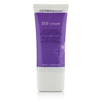 DERMAdoctor BB krém s ochranou proti slunci DD Cream (Dermatologically Defining BB Cream SPF 30)  40ml/1.3oz