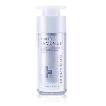 DERMAdoctor Serum Wrinkle Revenge Ultimate Hyaluronic  30ml/1oz