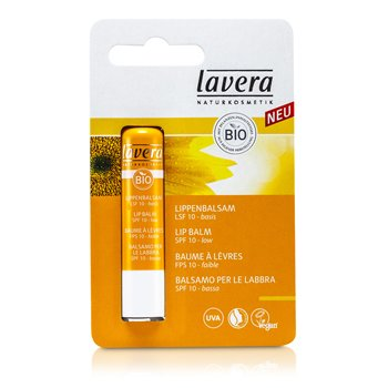 Lavera Lip Balm - SPF10 Low  4.5g/0.15oz