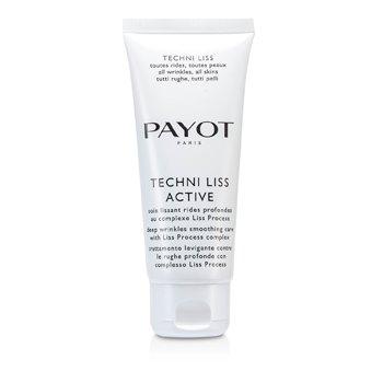 Payot Przeciwzmarszczkowy krem na dzień Techni Liss Active - Deep Wrinkles Smoothing Care (duża pojemność)  100ml/3.3oz