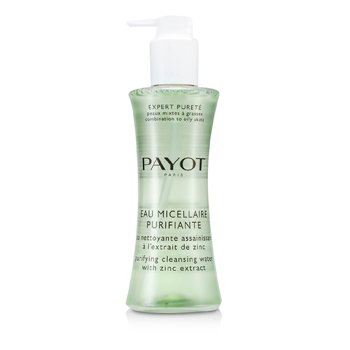 Payot Expert Purete Eau Micellaire Purifiante - Purifying Cleansing Water (Pele Mista á Oleosa)  200ml/6.7oz