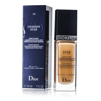 Christian Dior Diorskin Star Studio Maquillaje SPF30 - # 30 Medium Beige  30ml/1oz