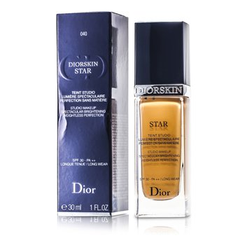 Christian Dior Base Diorskin Star Studio Makeup SPF30 - # 40 Honey Beige  30ml/1oz