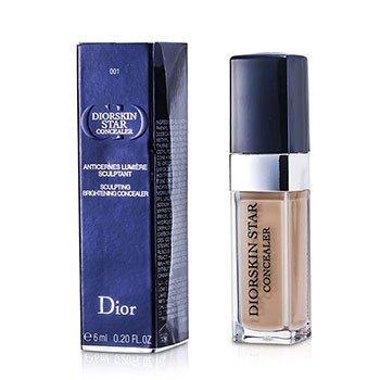 Christian Dior Corretivo Diorskin Star Sculpting Brightening - # 001 Ivory  6ml/0.2oz