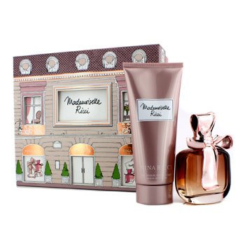 Nina Ricci Mademoiselle Ricci Coffret: Eau De Parfum Spray 80ml/2.7oz + Loción Corporal 200ml/6.8oz  2pcs