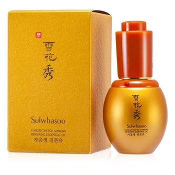 Sulwhasoo Concentrated Ginseng Renewing Essential Oil  20ml/0.67oz