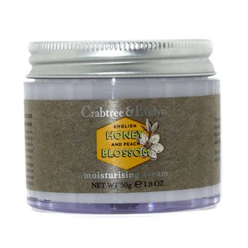 Crabtree & Evelyn English Honey & Peach Blossom Crema Hidratante  50g/1.8oz