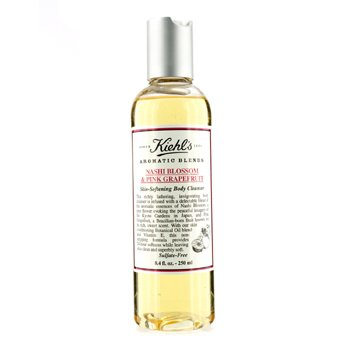 Kiehl's Żel do mycia ciała Nashi Blossom & Pink Grapefruit Skin Softening Body Cleanser  250ml/8.4oz