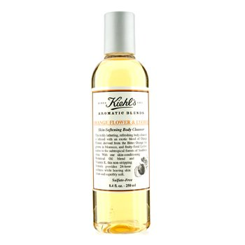 Kiehl's Żel do mycia ciała Orange Flower & Lychee Skin Softening Body Cleanser  250ml/8.4oz