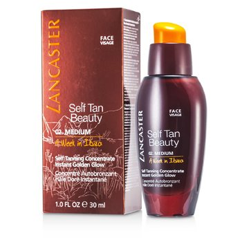 Lancaster Samoopalacz do twarzy i ciała Self Tanning Concentrate For Face (A Week in Ibiza)  30ml/1oz