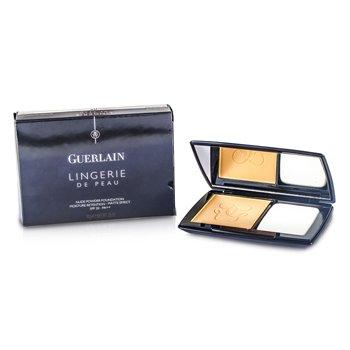 Guerlain Lingerie De Peau Nude Powder Foundation SPF 20 - # 04 Beige Moyen  10g/0.35oz