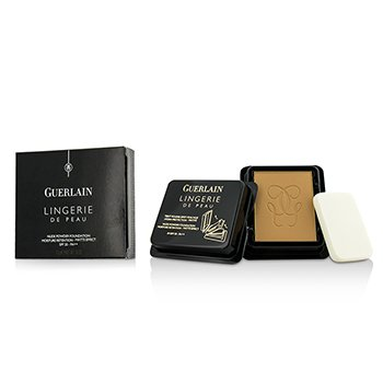 Guerlain Lingerie De Peau Nude Powder Foundation SPF 20 Refill - # 04 Beige Moyen  10g/0.35oz