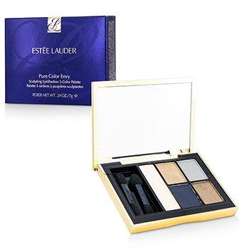 Estee Lauder Pure Color Envy Paleta de 5 Colores Sombra de Ojos Esculpidora - 08 Infamous Sky  7g/0.24oz