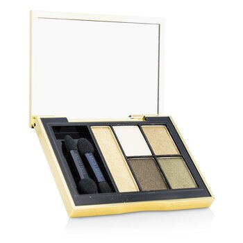 Estée Lauder Patela De Sombra Com 5 Cores Pure Color Envy Sculpting - 09 Fierce Safari  7g/0.24oz