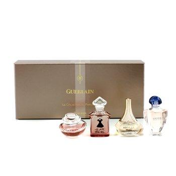Guerlain La Collection Du Parfumeur Miniature Coffret: Idylle, Insolence, La Petite Robe Noire, Shalimar Parfum Initial  4x5ml/0.16oz