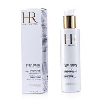 Helena Rubinstein Pure Ritual Leche Removedora de Maquillaje Confort Intenso  200ml/6.76oz