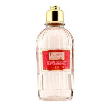 L'Occitane Roses Et Reines Silky Shower Gel  250ml/8.4oz