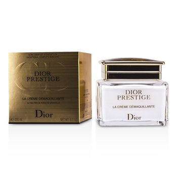 Christian Dior Prestige La Creme Demaquillante Cleansing Creme-to-Oil for ansikt og øyne  200ml/6.7oz