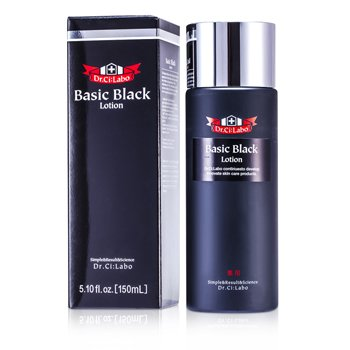 Dr. Ci:Labo Basic Black Lotion (For Oily Skin)  150ml/5.1oz