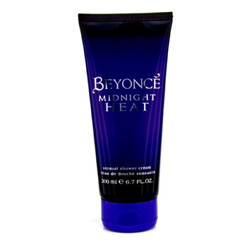Beyonce Midnight Heat كريم الاستحمام  200ml/6.76oz