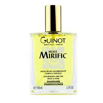 Guinot روغن تغذیه کننده Huile Mirific (برای مو و بدن)  100ml/3.3oz