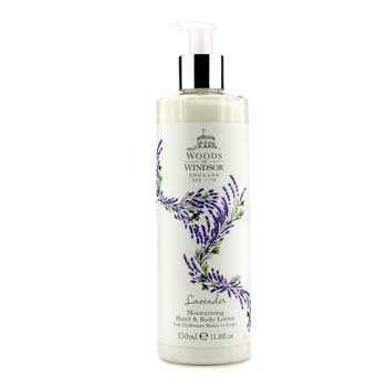Woods Of Windsor Lavender Loción Hidratante de Manos & Cuerpo  350ml/11.8oz