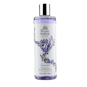 Woods Of Windsor Lavender Moisturising Bath & Shower Gel  350ml/11.8oz