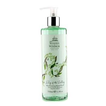 Woods Of Windsor Lily Of The Valley Moisturising Hand Wash  350ml/11.8oz