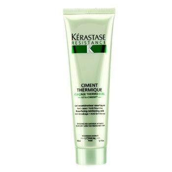 Kerastase Resistance Ciment Thermique Resurfacing Reinforcing Milk (For Weakened Hair)  150ml/5.1oz