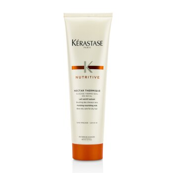 Kerastase Nutritive Nectar Thermique Polishing Nourishing Milk (Cabelos Secos)  150ml/5.1oz