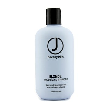 J Beverly Hills Blonde Neutralizing Shampoo  350ml/12oz