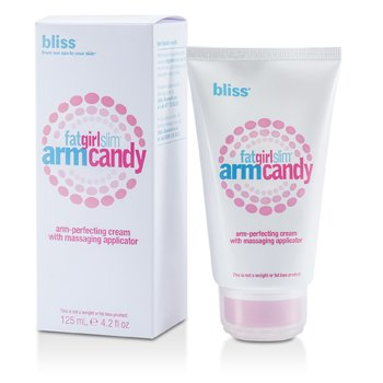 Bliss Masážní krém pro perfektní paže Fat Girl Slim Arm Candy  125ml/4oz