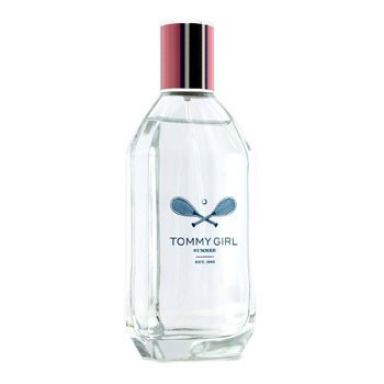 Tommy Hilfiger Tommy Girl Summer Eau De Toilette Spray (2014 Limited Edition)  100ml/3.4oz