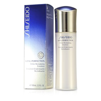 Shiseido Vital-Perfection Emulsión Revitalizante Blanca  100ml/3.3oz