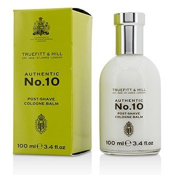 Truefitt & Hill No.10 Post-Shave Cologne Balm  100ml/3.4oz