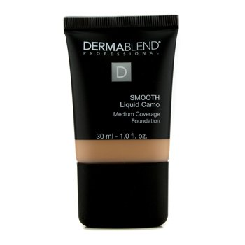 Dermablend Smooth Liquid Camo Foundation (Medium Coverage) - Chestnut  30ml/1oz