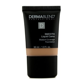 Dermablend Smooth Liquid Camo Foundation (Medium Coverage) - Sienna  30ml/1oz
