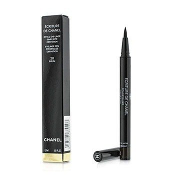 Chanel Ecriture De Chanel  (Viền Mắt Phong C�ch) - 20 Brun  0.5ml/0.01oz